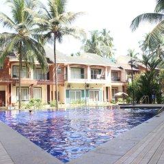 Апартаменты OYO 11963 Home Cozy Studio Arpora Гоа бассейн фото 3