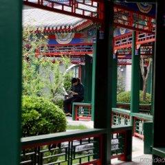 Отель Soluxe Courtyard Китай, Пекин - отзывы, цены и фото номеров - забронировать отель Soluxe Courtyard онлайн развлечения