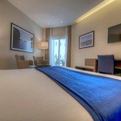Отель The Waterfront Hotel Мальта, Гзира - отзывы, цены и фото номеров - забронировать отель The Waterfront Hotel онлайн комната для гостей фото 5