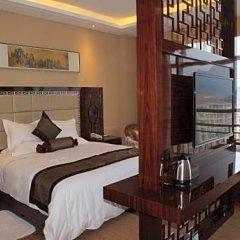Shanshui Trends Hotel Beijing Yanxi Branch комната для гостей фото 5
