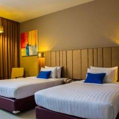 Grand Howard Hotel комната для гостей фото 2