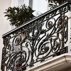 Отель B&B Sint Niklaas балкон