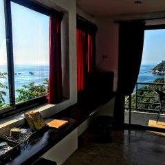 Отель Aminjirah Resort Таиланд, Остров Тау - отзывы, цены и фото номеров - забронировать отель Aminjirah Resort онлайн балкон