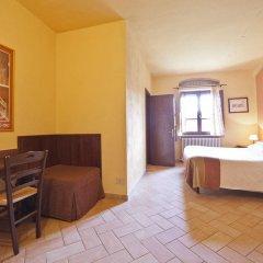 Отель Fattoria Voltrona Италия, Сан-Джиминьяно - отзывы, цены и фото номеров - забронировать отель Fattoria Voltrona онлайн комната для гостей фото 5