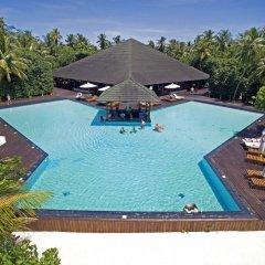 Отель Adaaran Select Meedhupparu Медупару бассейн фото 3
