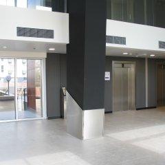 Отель Vertice Roomspace Мадрид парковка