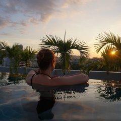 Patong Mansion Hotel бассейн фото 4