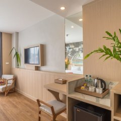 Отель Sea Seeker Krabi Resort удобства в номере фото 2