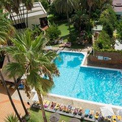 Отель Royal Al-Andalus Испания, Торремолинос - 4 отзыва об отеле, цены и фото номеров - забронировать отель Royal Al-Andalus онлайн бассейн фото 2