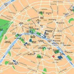 Отель Maxim Quartier Latin Франция, Париж - 1 отзыв об отеле, цены и фото номеров - забронировать отель Maxim Quartier Latin онлайн городской автобус