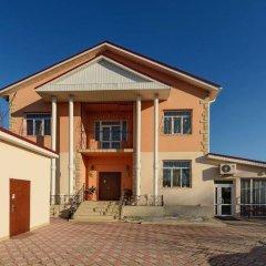 Отель Guest House Va Bene Екатеринбург вид на фасад
