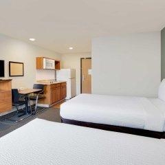 Отель WoodSpring Suites Columbus North I-270 США, Колумбус - отзывы, цены и фото номеров - забронировать отель WoodSpring Suites Columbus North I-270 онлайн удобства в номере фото 2