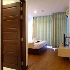 Отель iCheck inn Residences Patong 3* Стандартный номер разные типы кроватей фото 10