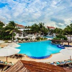 Отель Desire Riviera Maya Pearl Resort All Inclusive- Couples Only бассейн