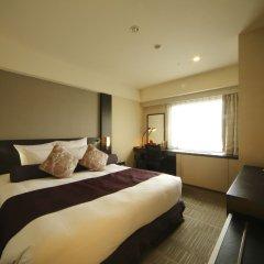 Отель Ana Crowne Plaza Fukuoka Хаката комната для гостей фото 3