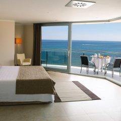 Gran Hotel Sol y Mar (только для взрослых 16+) Кальпе комната для гостей фото 3