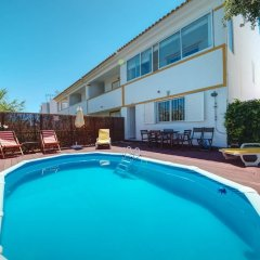 Отель House With 3 Bedrooms in Albufeira, With Wonderful City View, Private бассейн