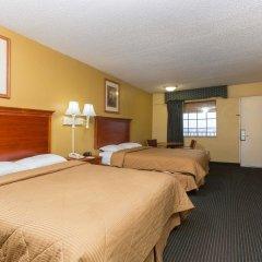 Отель Days Inn & Suites by Wyndham Vicksburg комната для гостей фото 5
