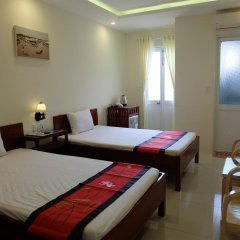 Отель Champa Hoi An Villas сейф в номере