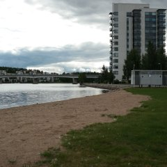 Апартаменты Local Nordic Apartments - Arctic Fox Ювяскюля пляж