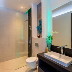 Отель 5-Bedroom Villa Omari with Private Pool пляж Ката ванная фото 2