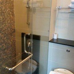 Отель Tawassil Suites @ Swiss Garden Малайзия, Куала-Лумпур - отзывы, цены и фото номеров - забронировать отель Tawassil Suites @ Swiss Garden онлайн ванная