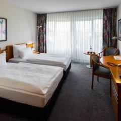 Отель Wyndham Garden Dresden Дрезден комната для гостей фото 4