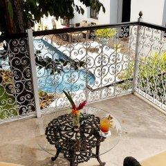 Отель Casa Azul Monumento Historico балкон