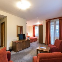 Отель Evelina Palace Hotel Болгария, Банско - отзывы, цены и фото номеров - забронировать отель Evelina Palace Hotel онлайн комната для гостей фото 4