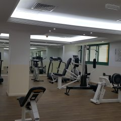 Pearl Residence Hotel Apartments фитнесс-зал