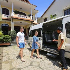 Lotus Hoi An Boutique Hotel & Spa Хойан городской автобус