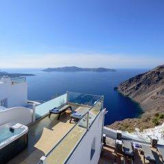 Отель Agnadema Apartments Греция, Остров Санторини - отзывы, цены и фото номеров - забронировать отель Agnadema Apartments онлайн приотельная территория