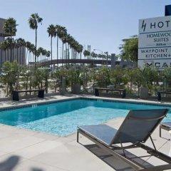 H Hotel Los Angeles, Curio Collection by Hilton бассейн фото 2