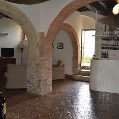Отель Castel Bigozzi Строве интерьер отеля