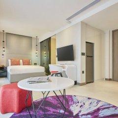 Отель Oakwood Studios Singapore Сингапур, Сингапур - отзывы, цены и фото номеров - забронировать отель Oakwood Studios Singapore онлайн комната для гостей фото 2