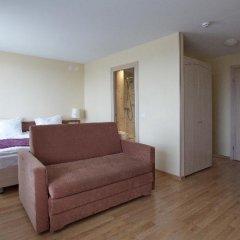 Гостиница Репинская 3* Стандартный номер с двуспальной кроватью фото 28