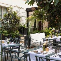 Отель Les Jardins du Faubourg питание фото 3