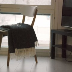 Апартаменты Helppo Hotelli Apartments Rovaniemi удобства в номере фото 2