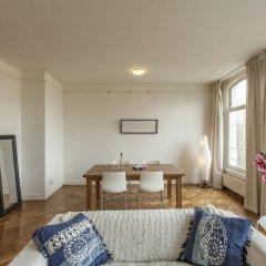 Отель Rijksmuseum Apartment Нидерланды, Амстердам - отзывы, цены и фото номеров - забронировать отель Rijksmuseum Apartment онлайн комната для гостей