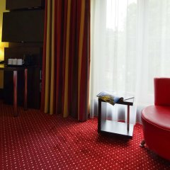 Отель Best Western Amedia Hamburg комната для гостей фото 5