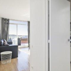 Отель Penthouse Sants Station Барселона удобства в номере