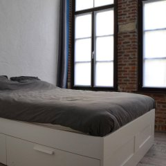 Апартаменты City Center Apartments Sablon Брюссель комната для гостей