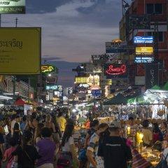 Отель Sawasdee Bangkok Inn развлечения