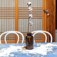 Отель Open Real Luxury Korean Hanok Южная Корея, Сеул - отзывы, цены и фото номеров - забронировать отель Open Real Luxury Korean Hanok онлайн с домашними животными