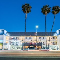 Отель Travelodge Culver City пляж