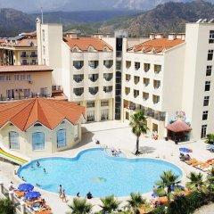 Larissa Inn Турция, Текирова - отзывы, цены и фото номеров - забронировать отель Larissa Inn - All Inclusive онлайн бассейн фото 3