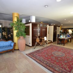 Hotel Enrichetta интерьер отеля