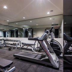 The Grove Design Hotel фитнесс-зал фото 2