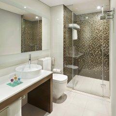 Отель Hyatt Place Dubai Al Rigga Residences ванная