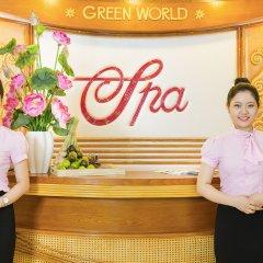 Green World Hotel Nha Trang Нячанг сауна